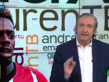 Josep Pedrerol responde a Pablo Iglesias, Rufián y Matute tras sus tuits