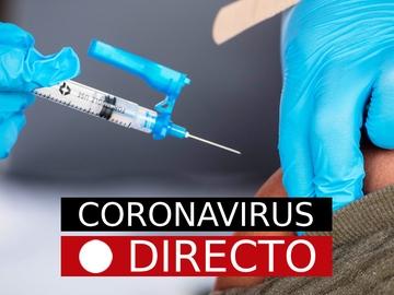 Toda la información de la pandemia, en directo