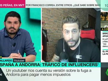 """La reflexión de Carlos Pastor al youtuber Roma Gallardo: """"Os falta retaros a escuchar al que no piensa como vosotros"""""""