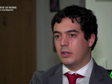 Javier Cantón, voluntario del ensayo de la vacuna de Janssen