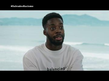 """""""No lo sabía, estoy flipando"""": los datos sobre las detenciones a personas negras en España alucinan a Iñaki Williams"""