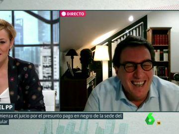 El abogado de Luis Bárcenas en Liarla Pardo