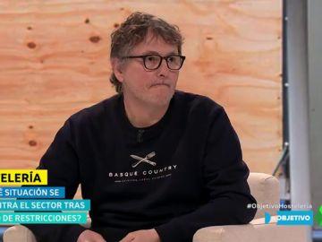 """El alegato de Andoni Aduriz en defensa de la cocina española: """"Somos parte de algo mucho más complejo que es la cultura"""""""