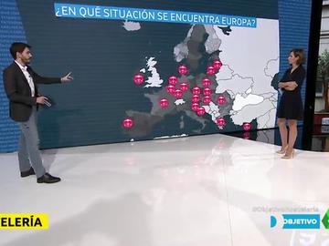Así rescatan los países europeos su hostelería: ayudas directas a pesar de restricciones muy duras