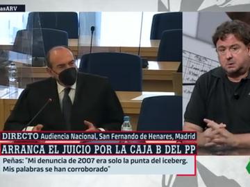 José Luis Peñas, en Al Rojo Vivo