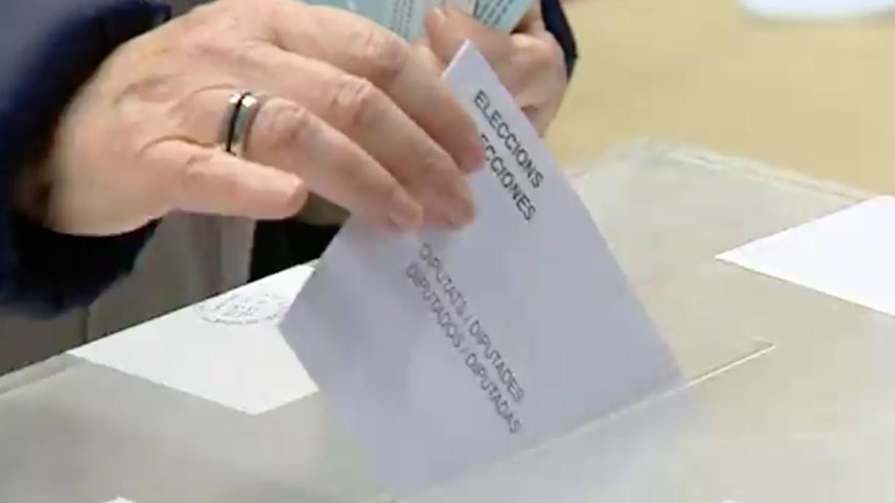 Elecciones Cataluña