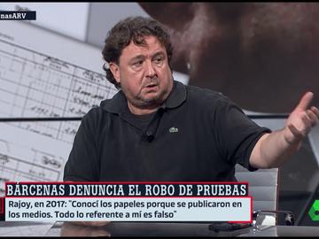 José Luis Peñas en ARV