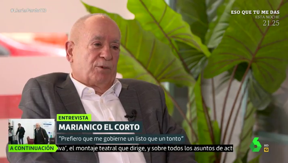 Miguel Ángel Tirado (Marianico el corto)