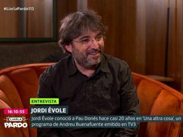 """Jordi Évole habla de su amistad con Pau Donés: """"No éramos íntimos, pero llevo una foto suya en la cartera"""""""