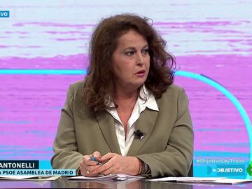 """Carla Antonelli explica por qué """"debe haber una ley trans"""" en España y por qué """"tiene que ser como el borrador"""" de Igualdad"""