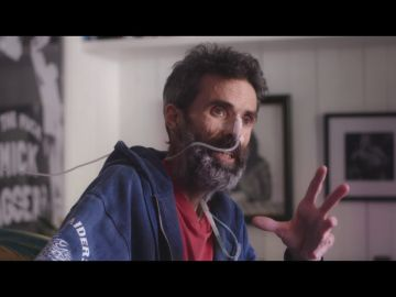 """El mensaje de ánimo de Pau Donés a las personas que les acaben de diagnosticar cáncer: """"Disfruta de la vida y no tengas miedo"""""""