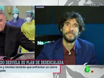 Mario Viciosa en ARV