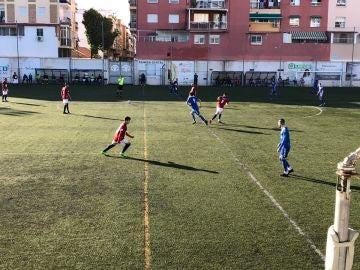 Encuentro disputado en el Nuevo San Ignacio, campo del Palo FC