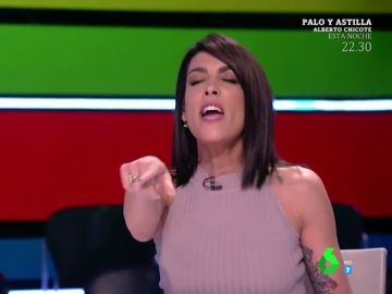 """Lorena Castell sorprende cantando en pleno directo una canción """"en primicia"""": """"Es un tema que voy a sacar dentro de poco"""""""