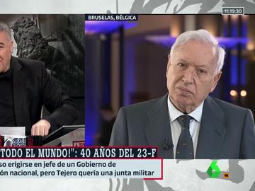 El eurodiputado José María Margallo, en 'ARV'.