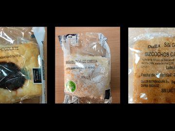 Estos son algunos de los productos que la AESAN recomienda no consumir