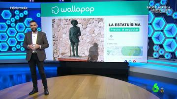 """El argumento del PP de Melilla para abstenerse a retirar la última estatua de Franco en pie: """"Representa a la efeméride"""""""