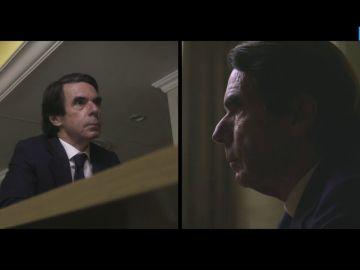 """Aznar, sobre el rey emérito: """"Si el que representa a la Institución no cree en ella, ¿por qué van a creer los demás?"""""""