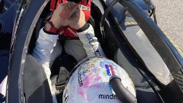 Grosjean vuelve a ponerse a los mandos de un monoplaza