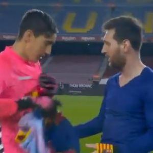 Badía y Messi