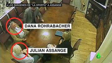 Amigo de Putin y Puigdemont: así es el hombre que ofreció a Assange el perdón de Trump