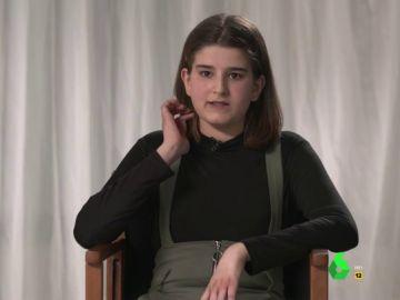 """La rotunda respuesta de una niña trans a la intrusiva pregunta sobre sus genitales: """"No te va a cambiar la vida por saber lo que tengo ahí abajo"""""""