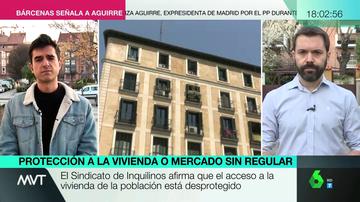 Cara a cara entre el Sindicato de Inquilinos y el economista Juan Ramón Rallo: argumentos a favor y en contra de regular el precio del alquiler