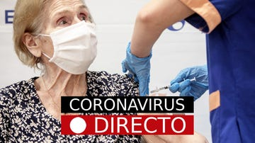 Nuevos grupos de vacunación y restricciones por COVID-19, hoy | Medidas por coronavirus en Madrid y en España, en directo