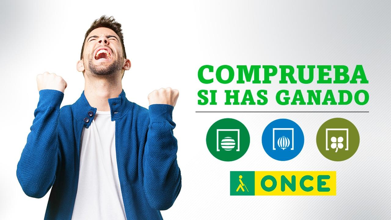 Resultados de los sorteos de Primitiva, Cupón Diario de la Once, Triplex, Super ONCE, Bonoloto y Lotería Nacional del jueves, 25 de febrero de 2021