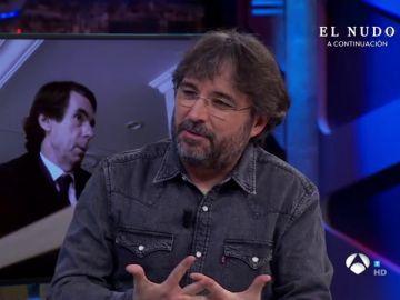 """Évole desvela los entresijos de su entrevista a Aznar: """"Hay momentos de tensión, pero están bien llevados"""""""