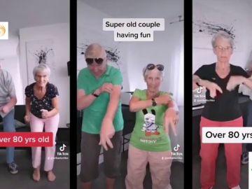 La estrella de TikTok que a sus 81 años 'hipnotiza' la red social con sus vídeos deportivos