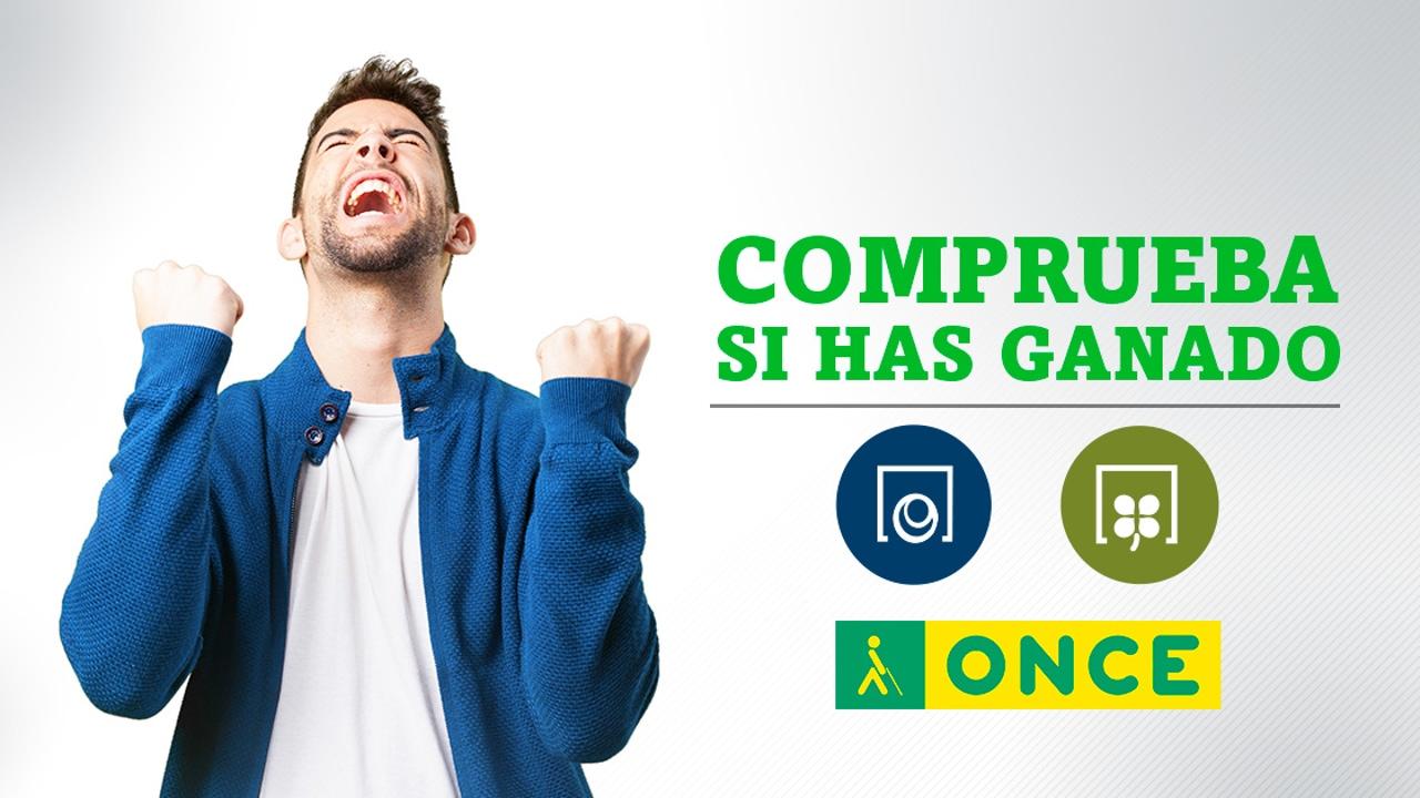 Resultados de los sorteos de Bonoloto, Euromillones, Cupón Diario de la ONCE, Triplex, Super ONCE y Eurojackpot del viernes, 26 de febrero de 2021