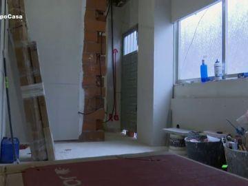 El 'gran' negocio de Madrid: reconvertir locales comerciales en casas de escasos metros cuadrados como alternativa a los altos precios