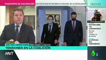 Emiliano García-Page en MVT