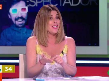 """La surrealista táctica de Valeria Ros para hacer creer a su hija que es vasca: """"Me da mucha rabia que haya nacido en Madrid"""""""