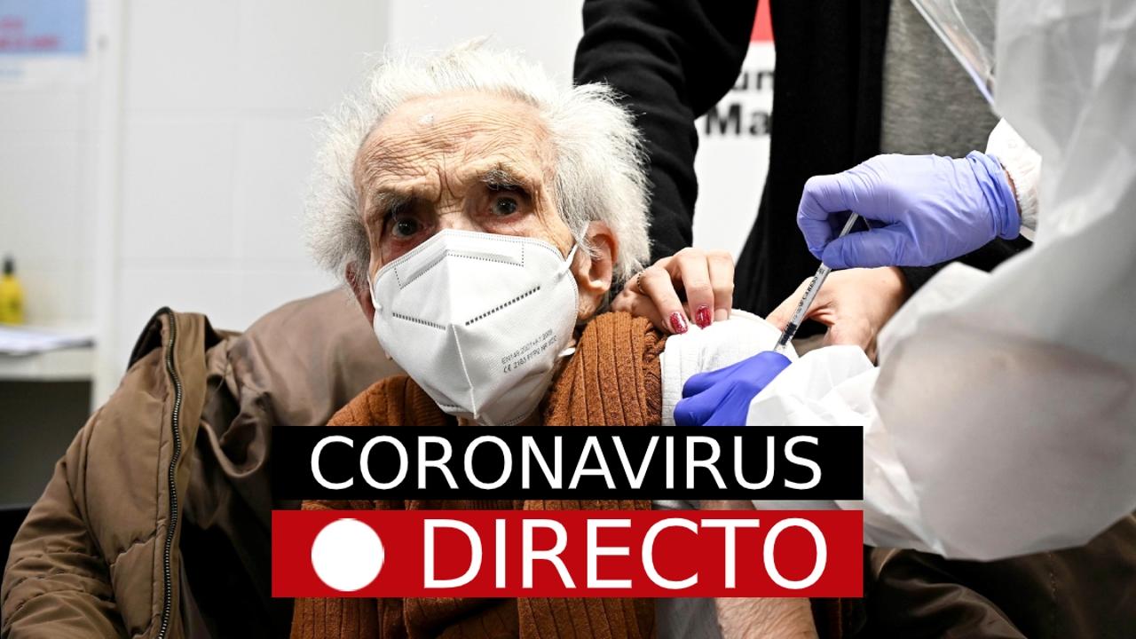 La última hora de la pandemia de coronavirus, en directo en laSexta.com