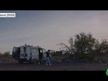 Nómadas de EEUU sin ahorros para jubilarse ni dinero para pagar una casa: la denuncia que recoge País Nómada y ahora 'Nomadland'