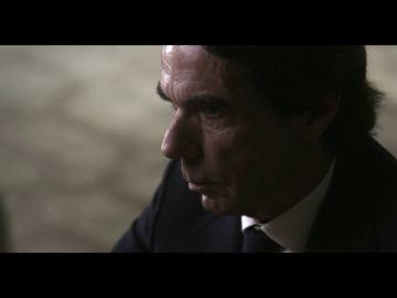 """La pregunta de Évole a Aznar: """"Gente que colaboró en su Gobierno me dice que se endiosó, ¿se creía el puto amo?"""""""