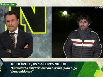 """Jordi Évole: """"Aznar no se corta un pelo con el rey emérito, no había escuchado a nadie del PP hablar así"""""""