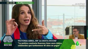 """Desmontamos el sorprendente 'fake' de Victoria Abril: """"Habrá más muertos con vacunas que sin vacunas"""""""