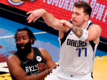 Doncic, ante Harden
