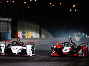 Carrera de Fórmula E en Arabia Saudí