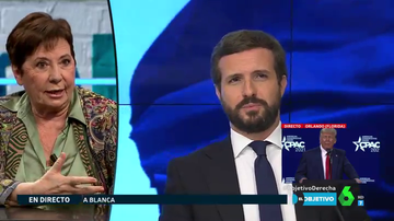 """Villalobos reprocha a Casado que diga """"tonterías"""" para abandonar Génova: """"Ahora resulta que todos somos unos corruptos"""""""