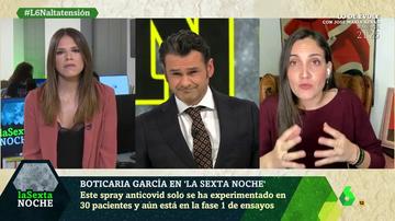 Boticaria García responde: ¿son efectivos los spray antiCOVID que quieren poner en marcha en Brasil?
