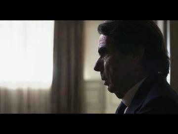 """La pregunta de Évole a Aznar sobre la mudanza de Génova: """"¿Siente que Pablo Casado le está llamando corrupto?"""""""