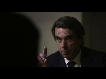 """La crítica de Aznar a los políticos independentistas presos: """"Los golpistas no pueden estar andando por la calle libremente"""""""
