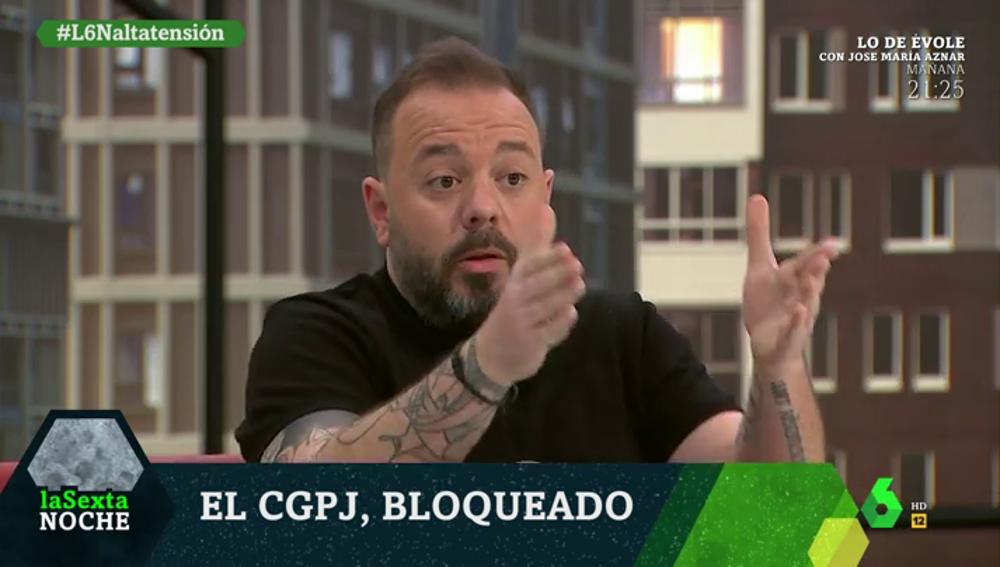 """Antonio Maestre: """"En España se tortura y existen hechos"""""""