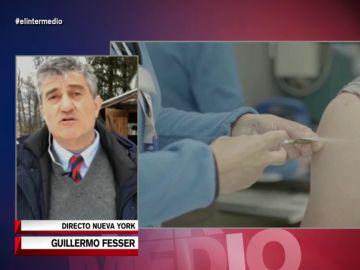 """Guillermo Fesser aclara las dudas sobre la vacuna Johnson & Johnson: """"Podrías todavía contagiarte, pero no morir"""""""