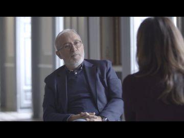 """Xavier Sardà: """"Tiene que ser durísimo trabajar para mí"""""""