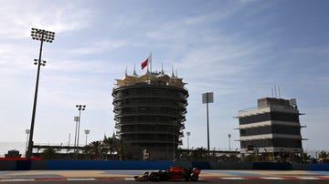 Circuito de Sakhir, Bahrein.